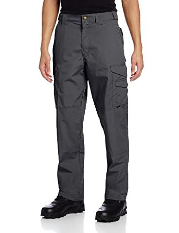 TRU-SPEC Men's 24-7 Tactical Pant, Charcoal, 36 x 32-Inch