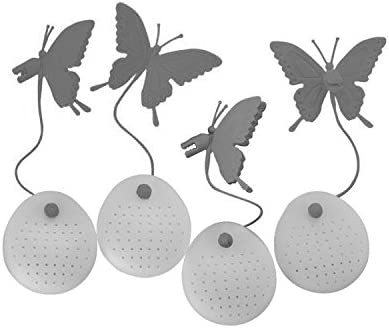 infuser silicone strainer loose butterfly product image
