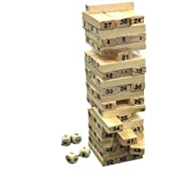 Travel/Miniature Jenga -  54 pcs - A perfect gift