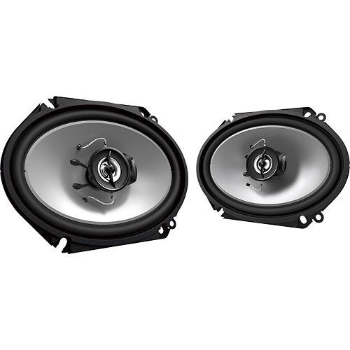 Kenwood KFC-C6865R 250w Road Series 6x8 2-Way Custom Car Stereo Speakers