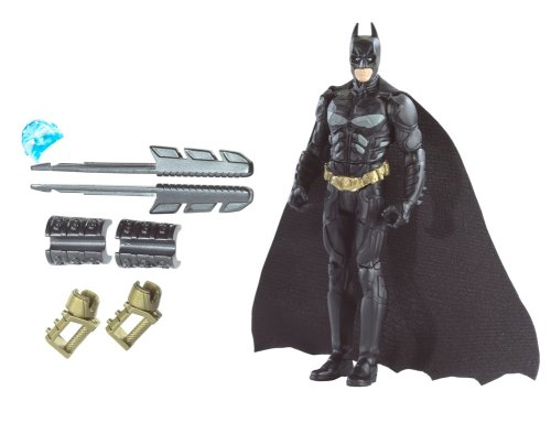 - Batman The Dark Knight Basic Figure:Staff Strike Batman