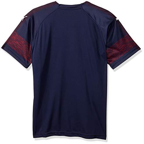 753213 Rosso Swimwear Puma da Peacoat ad rischio alto uomo 1qXdPw