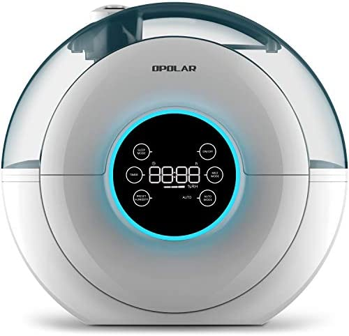 OPOLAR Digital Humidifier with Humidity and Timer Control Review