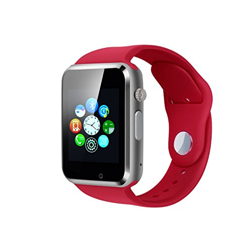 OURSPOP  Bluetooth Smart WristWatch,
