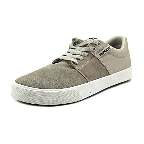Vulc White Stacks Supra II Light Uomo Sneakers da Grey ROnxAvqw