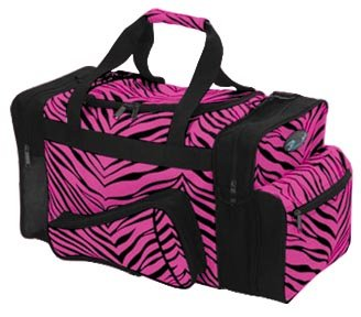 Pizzazz Cheerleaders Zebra Print - 1
