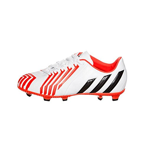 adidas Predator Absolado Instinct FG Jungen Fußballschuhe FTWWHT/CBLACK/SOLRED
