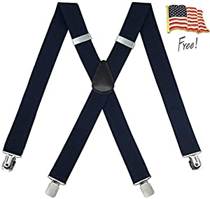 Giveaway: Suspenders for Men