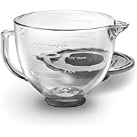 KitchenAid K5GB 5 Qt. Glass Bowl for 5 Qt. Tilt Head Stand Mixer