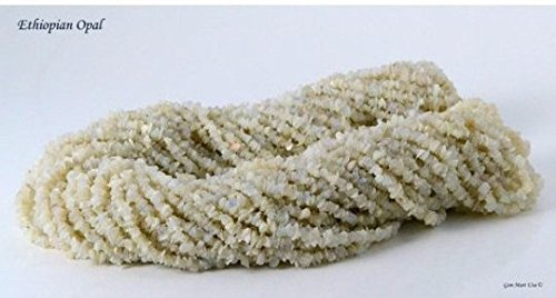 - Natural Gemstone Chip Beads Free Form Shape, 1 Strand of 34