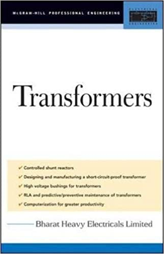 Transformers design manufacturing and materials professional transformers design manufacturing and materials professional engineering 1st edition fandeluxe Gallery