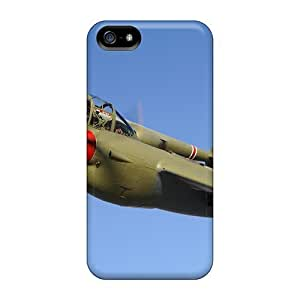 ConnieJCole Fashion Protective Lockheed P 38 Lighting Case Cover For Iphone 5/5s