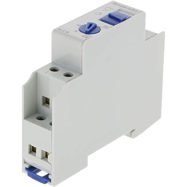 220-240V 16A Interruptor de Relé de Tiempo Temporizador para ...