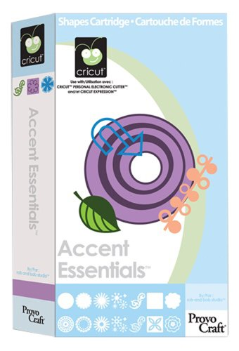 Cricut Cartridge Accent Essentials 2007 ()