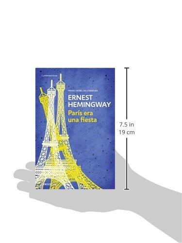 3de7652c64de Amazon.com: Paris era una fiesta / A Moveable Feast (Spanish Edition ...