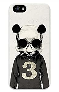 iPhone 5S Case, iPhone 5 Cover, iPhone 5S Mr Panda Hard Cases