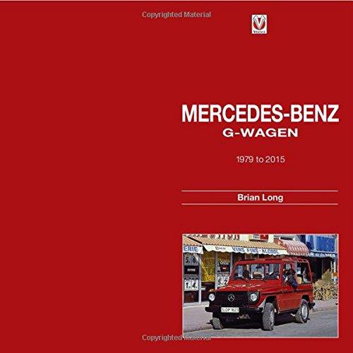 Mercedes-Benz G-Wagen: 1979 to 2015 (Best Mercedes Benz Sports Car)