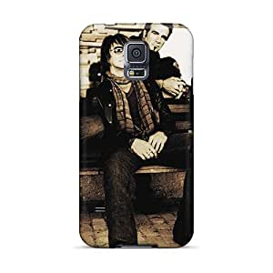 Scratch Resistant Hard Cell-phone Cases For Samsung Galaxy S5 (jsB20043aqwJ) Customized Colorful Bon Jovi Pictures