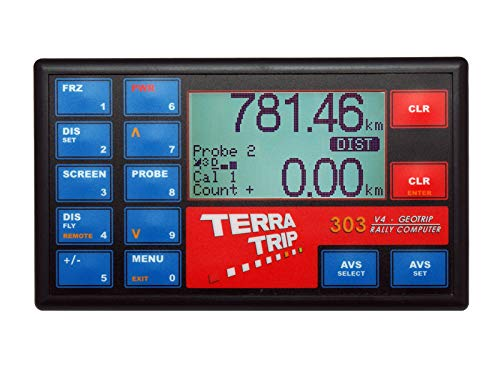 Terratrip T003G 303 Geotrip V4 with GPS