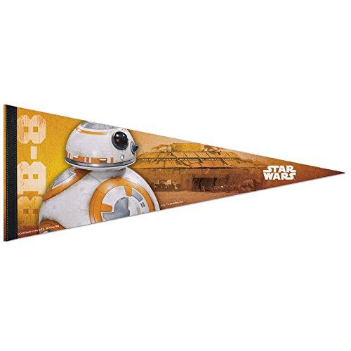 Poster Bb (WinCraft Star Wars Disney Premium Pennant BB-8, Multi, 12