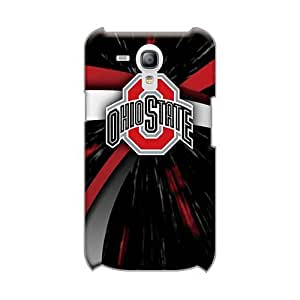 AshtonWells Samsung Galaxy S3 Mini Durable Cell-phone Hard Covers Unique Design Beautiful Ohio State Pattern [oCT3460wkOC]