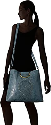 T-Shirt & Jeans Large Ring Bag with Perf