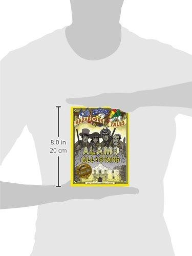 Alamo All-Stars (Nathan Hale's Hazardous Tales #6) by Amulet Books (Image #6)