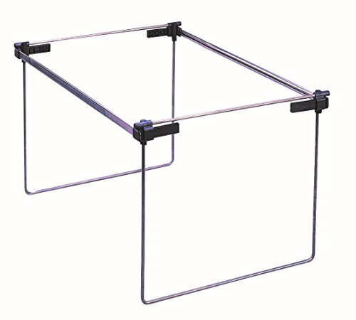 Smead Hanging File Folder Frame, Adjustable Letter/Legal/A4 (64869)