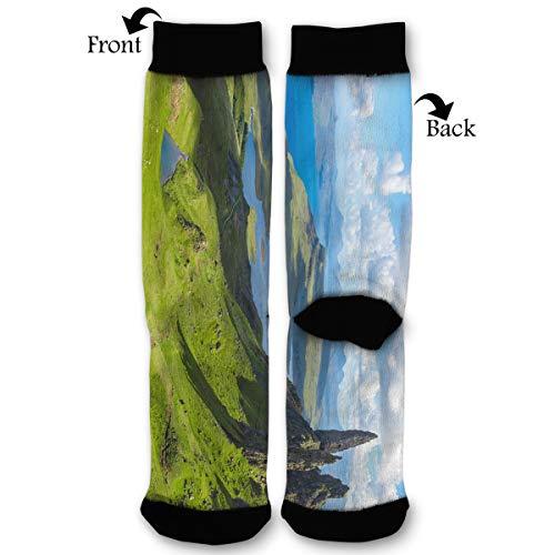 Fashion Travel Breathable Socks Scotland The Old Man
