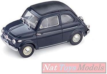 Die cast 1//43 Modellino Auto Fiat 600 1957