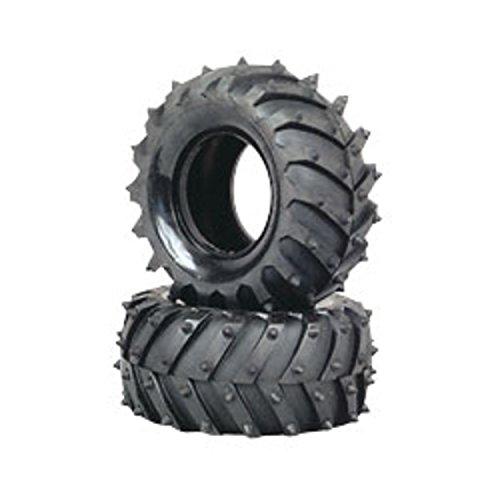 Tamiya Monster Pin Spike Tire Set: ()