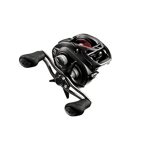(Daiwa Fuego CT 8.1:1 Baitcast Fishing Reel - FGCT100XSL Left Hand)
