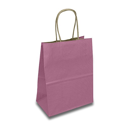 Pink Gift Bags | Quantity: 250 | Width: 16''