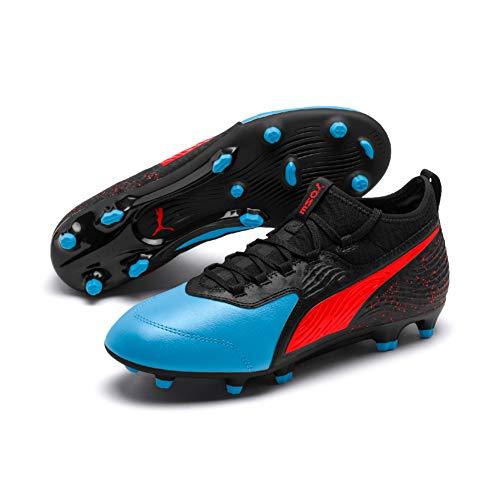 Blu Calcio Azur Da Blast bleu puma 3 red Puma Scarpe Fg ag Black Uomo 19 One Tzq0PwCg