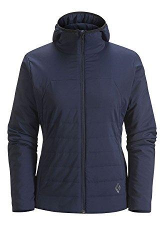 Black Diamond First Light Jacket Women grey 2018 winter jacket blue