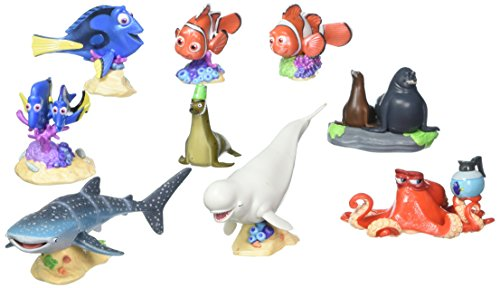 Disney / Pixar Finding Dory Finding Dory Deluxe Exclusive PVC Figure Set