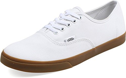 Vans Lo authentiques True Gum Pro White Unisexe chaussures Light Adulte Iw1UErnqw