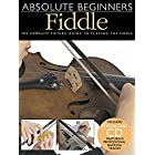 Absolute Beginners for Fiddle – Book and CD Package