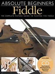 Absolute Beginners Fiddle - Absolute Beginners for Fiddle - Book and CD Package
