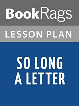 analysis of so long a letter Feminisms in an african context: mariama b 's so long a letter created date: 20160809084749z.
