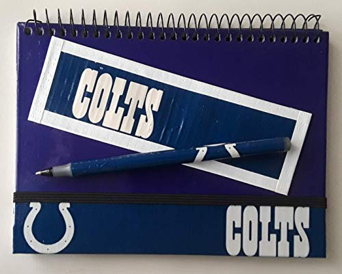 Indianapolis Colts NFL Journal Diary Set