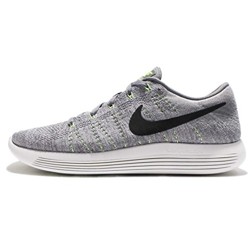 Nike Lunarepic Low Flyknit Mens Running Trainers 843764 Sneakers Shoes (10.5 M US, Cool Grey Black 005) (Nike Lunarepic Low Flyknit Mens Running Shoe)