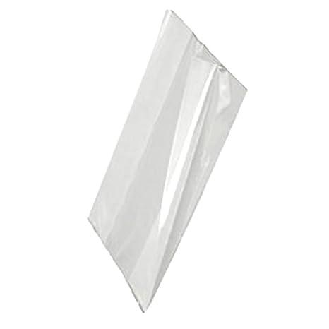 1000 bolsas transparentes de 10 x 20 cm para helados de palo, sobre de polipropileno