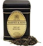 Harney and Sons DECAF SENCHA 2 oz loose tea tin