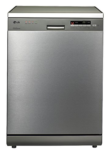 LG Free-Standing 14 Place Settings Dishwasher (D1452CF, Noble Steel)