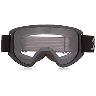 Biltwell (M2LOGBKGY) Script Moto 2.0 Goggles (Black, One Size Fits Most): Automotive