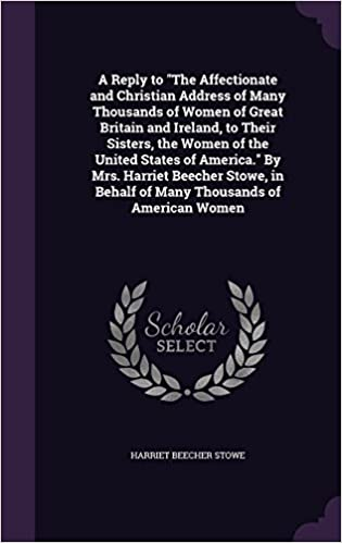 Book A Reply to 'The Affectionate and Christian Address of Many Thousands of Women of Great Britain and Ireland, to Their Sisters, the Women of the United ... in Behalf of Many Thousands of American Women