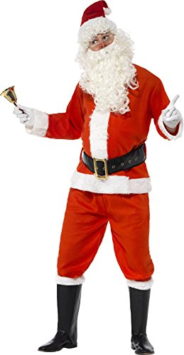 [Santa Adult Costume - X-Large] (Son And Father Costumes)