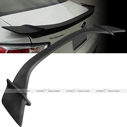 Remix Custom Trunk Spoiler for 2013 2014 2015 2016 Scion FRS/Subaru BRZ OE Style Rear Trunk Spoiler ()