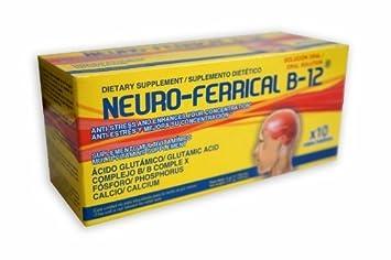 Neuro-ferrical B12 by Neuro-Ferrical B12: Amazon.es: Salud y cuidado personal